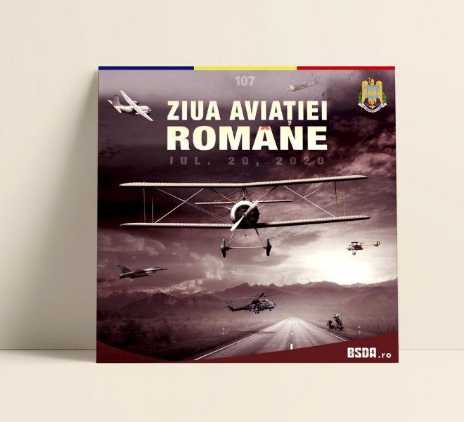 Romanian- Aviation-and-Air-Forece-Day-Bratcovici-Radu-poster