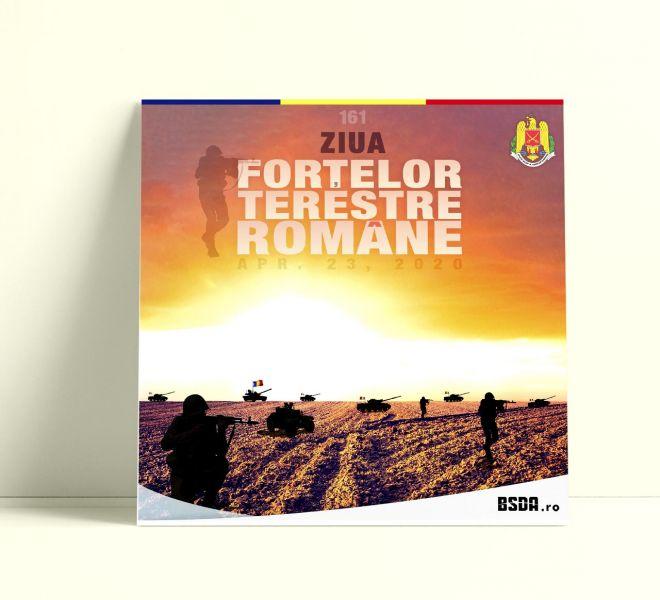 Romanian-Land Forces-Day-Bratcovici-Radu-poster