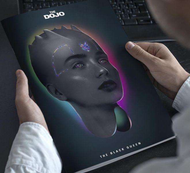 The-Dark-Queen-Bratcovici- Radu-brochure
