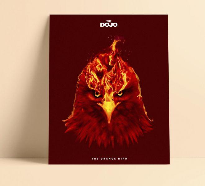 The-Orange-Bird-Bratcovici-Radu-poster