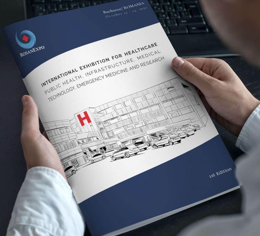 RosanExpo Brochure Cover